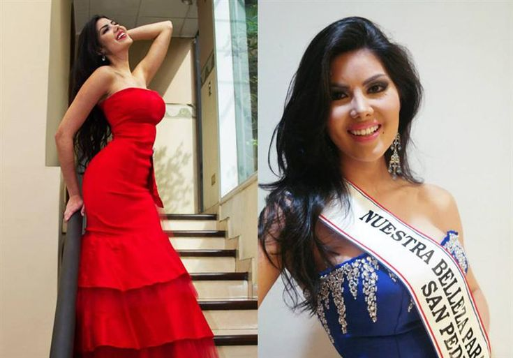 The crowned queens from Philippines at Big 5 Major