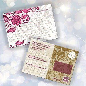 Post Karten Hochzeit