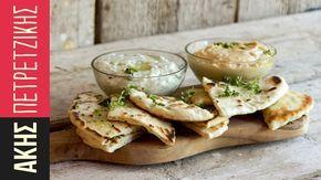 Σπιτικές Πίτες για Σουβλάκι, Kitchen Lab by Akis Petretzikis