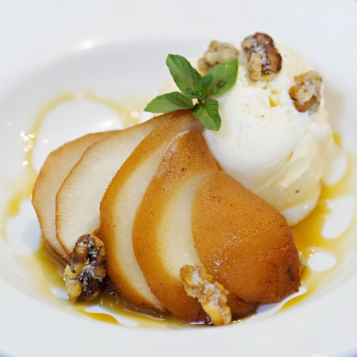 ... room caramel forward rum poached pear caramel sundae wood ys grill bar