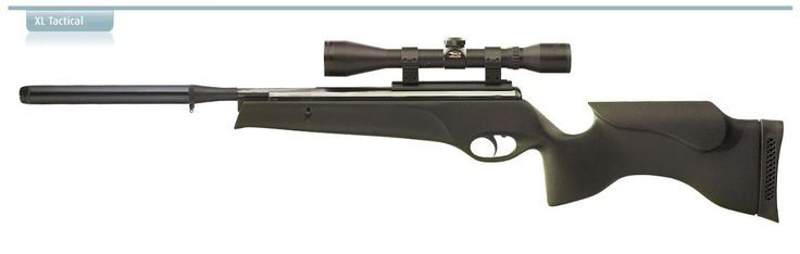 Air Rifle BSA Lightning XL Tactical .22