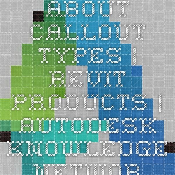 About Callout Types Revit Products Autodesk Knowledge