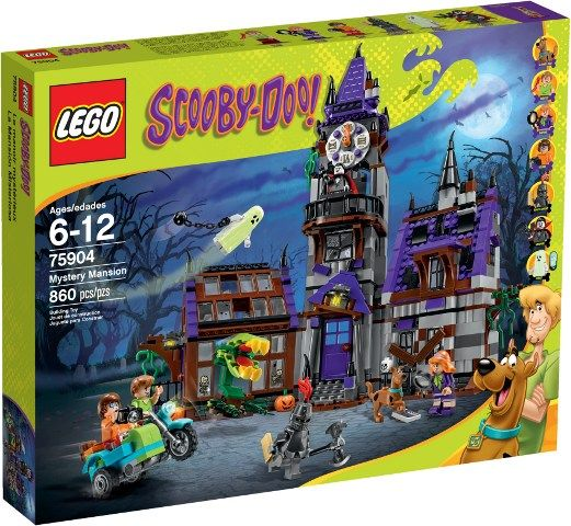 LEGO 75904 Mystery Mansion