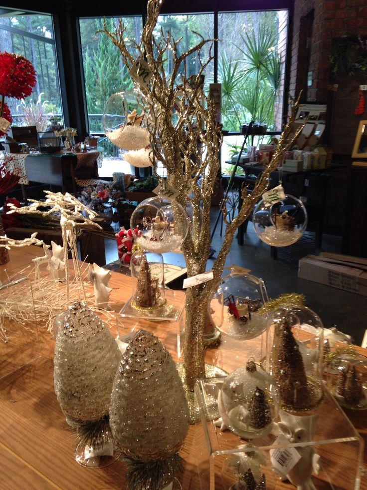 Beautiful holiday merchandise! Botanical gardens