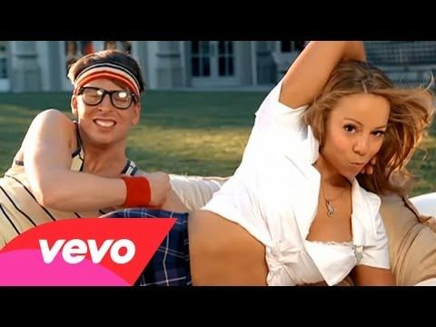 ▶ Mariah Carey - Touch My Body - YouTube  He kills me with the fake guitar