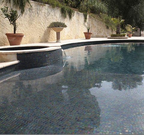 17 meilleures id es propos de mosaique piscine sur pinterest carrelage ex - Prix mosaique piscine ...