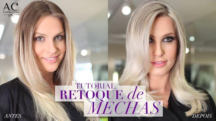 TUTORIAL RETOQUE DE MECHAS
