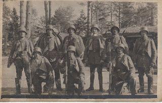 Tropas de asalto en 1917. Flickr