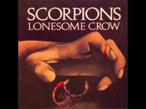 Scorpions - Lonesome Crow (Full Album) 1972