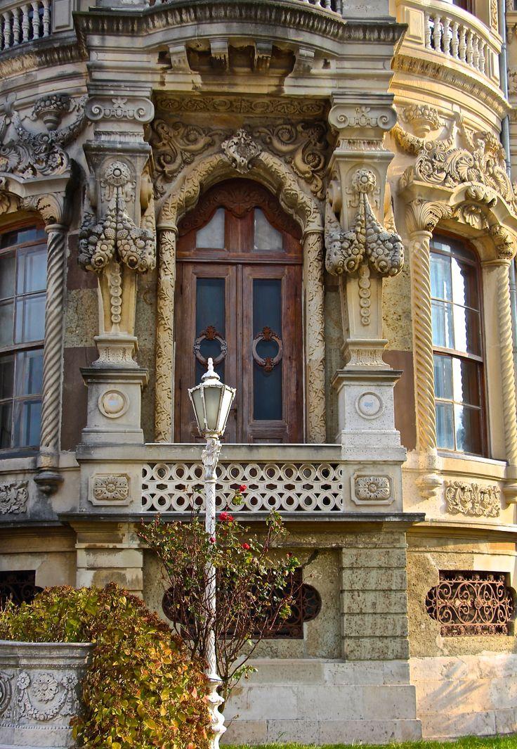 Küçüksu Kasrı (Küçüksu pavillion)  ...from its beautiful façade... Beykoz ISTANBUL