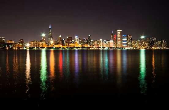 Colors      ****     Kevin Casey  Fleming  .....Chicago