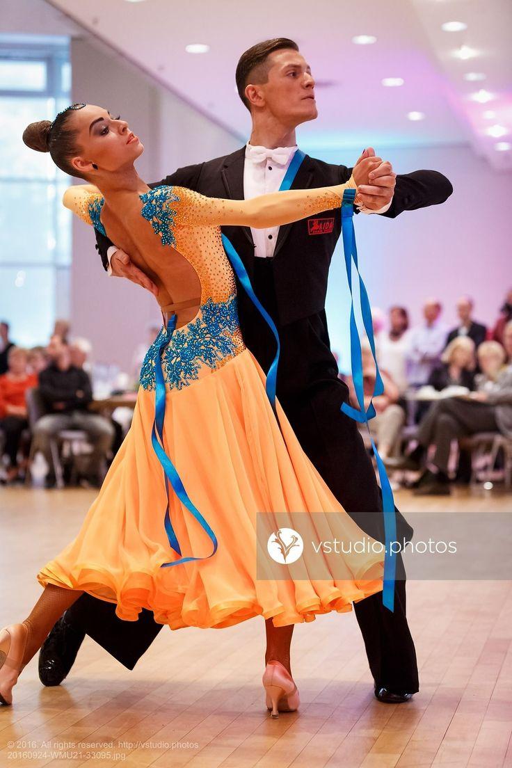 Janette manrara wedding dress   best Dance dress images on Pinterest  Dance Ballroom dance
