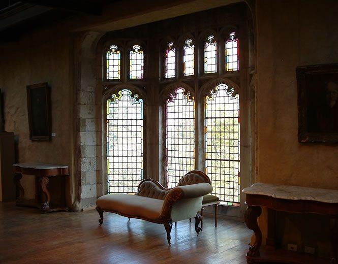 Montsalvat Building Interior