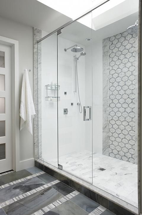 sarah richardson sarah 101 neutral master ensuite shower ▇  #Home   #Bath #Decor  & #Design   ➨  http://www.IrvineHomeBlog.com/HomeDecor/  ༺༺  ℭƘ ༻༻    Christina Khandan - Irvine California