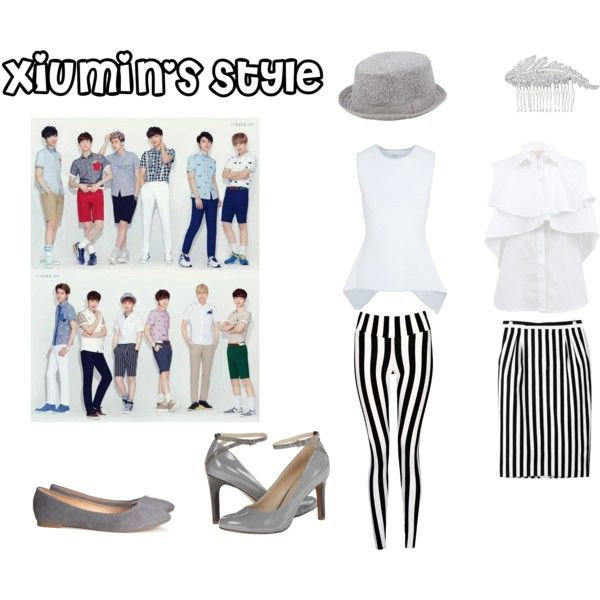 EXO Ivy Club Xiumin Inspired Outfit