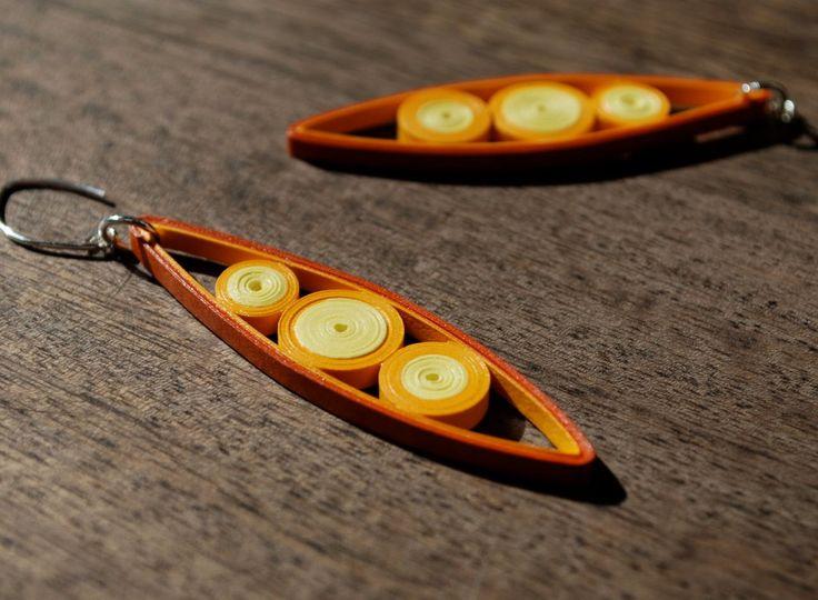 Modern Paper Earrings - Hull                                                                                                                                                      More