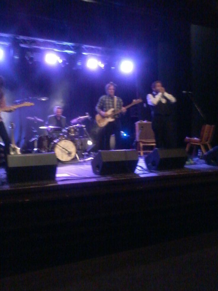 Ina Forsman esiintyi Saimaa Bluesissa vuonna 2015.