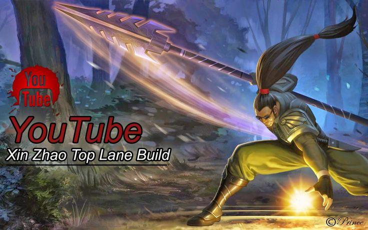 League OF Legends | Xin Zhao Top Gameplay