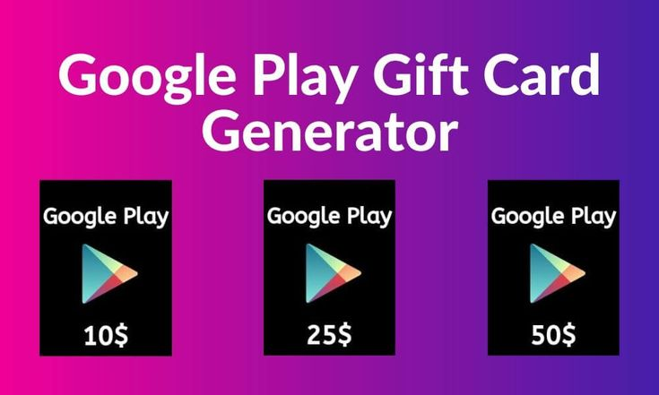 See how you can earn free unused google play gift card promo codes Valid generator online to redeem random… in 2020 | Google play gift card ...