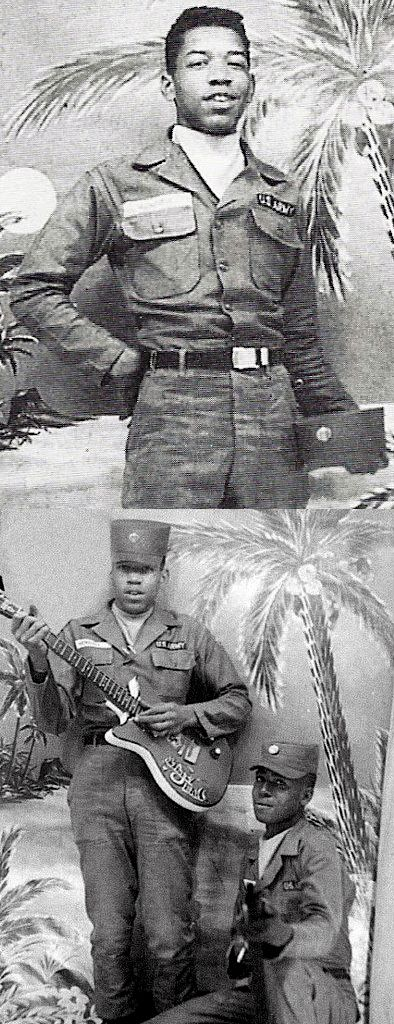 Jimi Hendrix in the Army, 1961-1962 The best guitarist player on the planet!!! Jimmy was born ahead of his time the lyrics and composition of his music are profound!!!