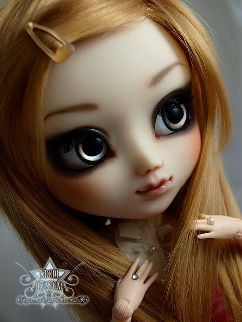 [Pullip Custom] Pandora2 by Kikyô ★⋆*· (busy- I don't take order), via Flickr