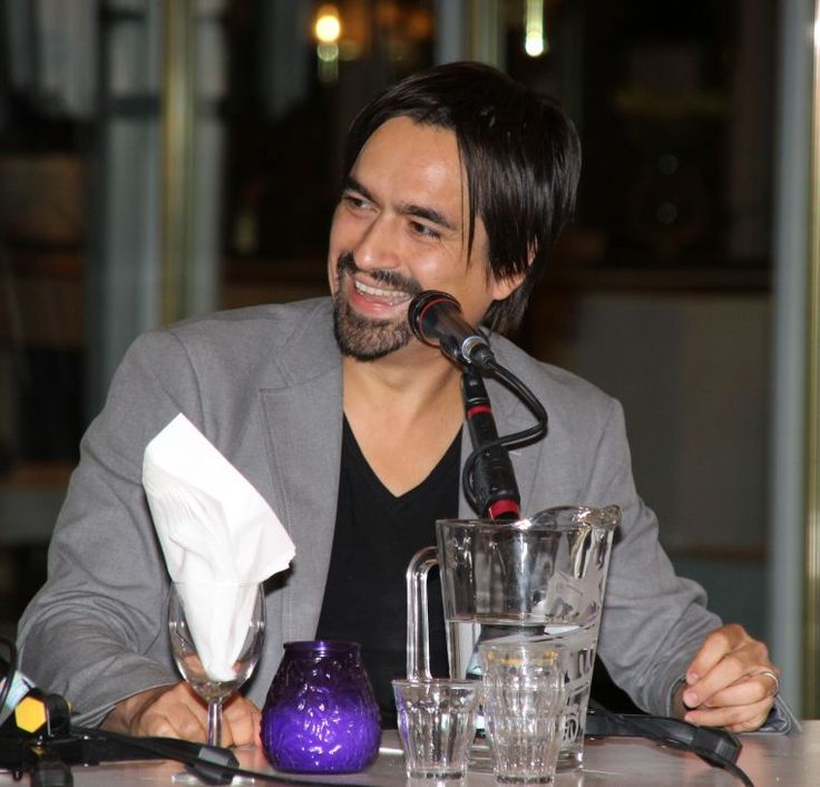 Rotterdamse talkshow Club Ram Horna.