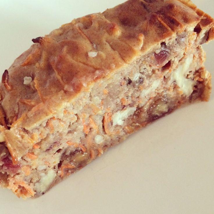 Carrot Cake Brood recept Om Je Vingers Bij Af Te Likken