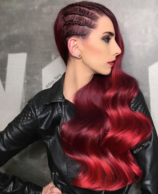 Color Cut And Style By Guy Tang Balayage Ombre Collection Hair