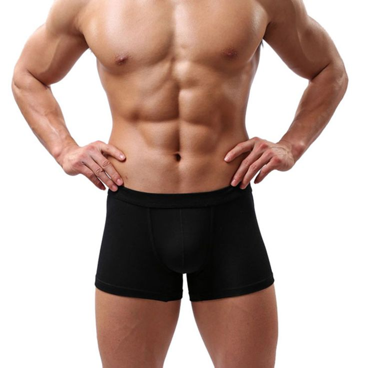 Sexy Men's High Quality Tunks Boxer Underwear Male Pure Comfortable Shorts Boys Bulge Pouch Soft Underpantsr Pants Dec29 #jewelry, #women, #men, #hats, #watches, #belts, #fashion