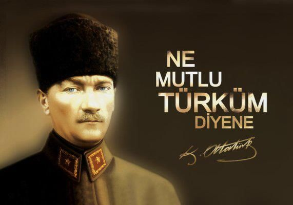 #Atatürk #Cumhuriyet #Cumhuriyet90Yaşında #NeMutluTürkümDiyene