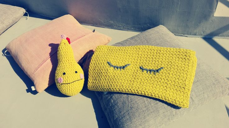 Crochet Baby Blanket. Uncinetto Copertina bambino