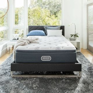 Shop for Beautyrest Silver Maddyn Luxury Firm Pillow Top Queen-size Mattress Set. Get free shipping at Overstock.com - Your Online Furniture Outlet Store! Get 5% in rewards with Club O! - 15416994