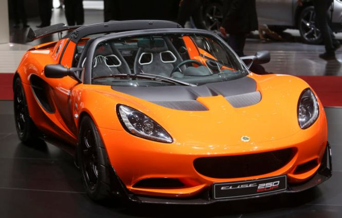 2018 Lotus Elise Cup 250 Concept And Price