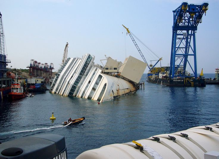 Costa Concordia captain Schettino begins 16 year in jail