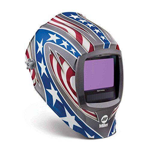 miller welding helmet digital infinity