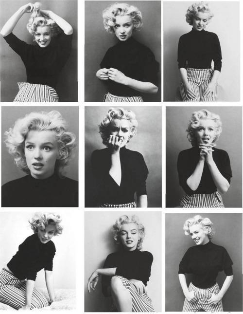 Marilyn & photomaton
