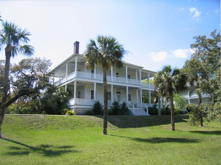 Beach Houses In Savannah Ga Part - 15: Tybee Island Vacation Rental - VRBO 238918 - 6 BR Coastal House In GA,  Ocean View, Tremendous Historic Home With A U0027Cooku0027s Kitchenu0027