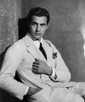 """Gilbert Roland~ was a Mexican-born American film actor. He chose his screen name by combining the names of his favorite actors, John Gilbert and Ruth Roland. He was often cast in the typical """"Latin Lover"""" role. He was briefly engaged to Clara Bow, dated Norma Talmadge, and married to Constance Bennett..."""