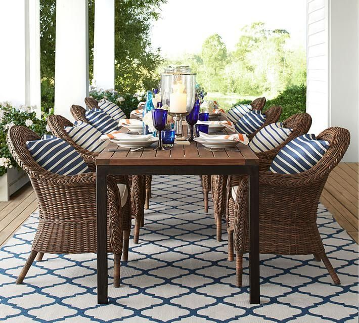 15 Inspiring Garden Terrace Design Ideas For 2019 New Decoration Terrace Furniture Patio Furniture Layout Outdoor Dining Spaces