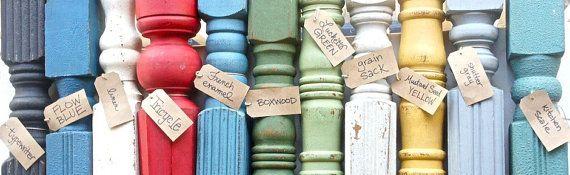 Furniture Paint Miss Mustard Seed's Milk Paint by VintageHipDecor