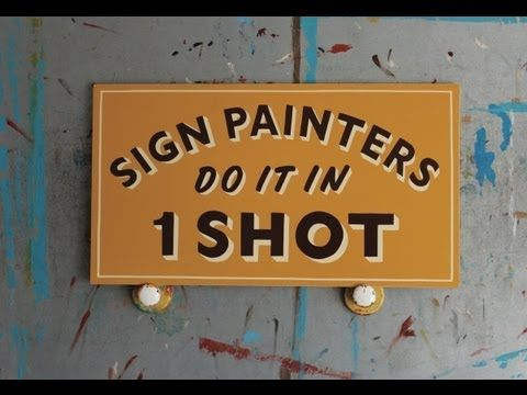 SIGN PAINTERS (OFFICIAL TRAILER)