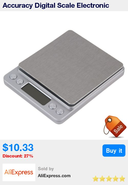 Accuracy Digital Scale Electronic Scale Platform Jewelry Gold Diamond Scale 500g/0.01g Weighing Balance Blue LCD Worldwide Store * Pub Date: 06:55 Apr 13 2017