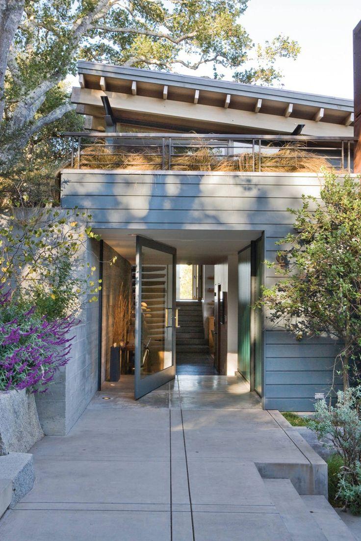 43 best house on slope images on pinterest home ideas for Feldman architecture