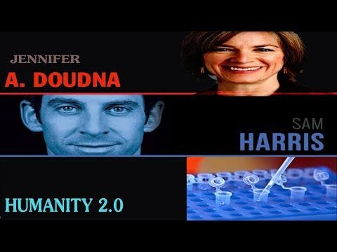 Waking Up with Sam Harris #106 — Humanity 2.0 with Jennifer A. Doudna