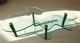Журнальный стол Smoke Colombo Stile Мебель в стиле арт деко