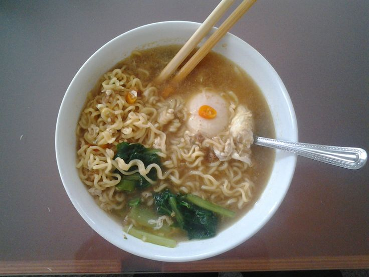 Indomie or noodles is very common night meal or in cold time. If I am hungry and too lazy to cook a long prepare meal. I just grab an Instant noodles and ...