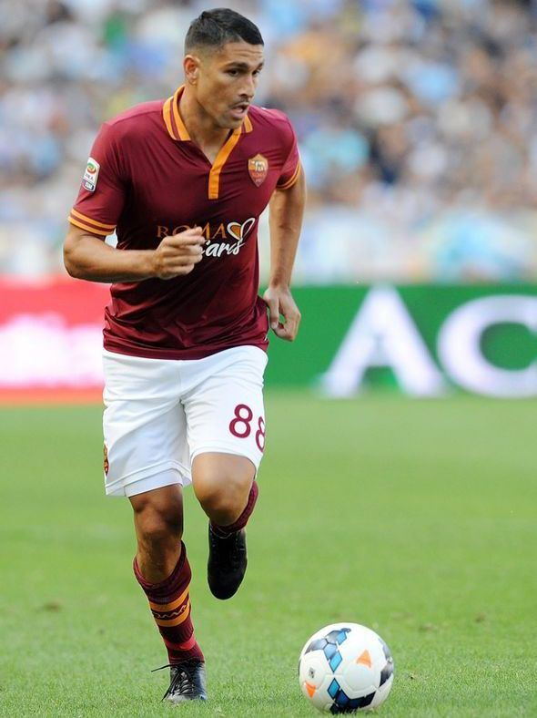 Marco Borriello 2013-14