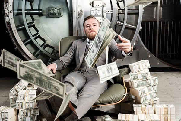 Mma Fighters Make Less Money Than You Think Mcgregor Money Conor Mcgregor Ufc Conor Mcgregor
