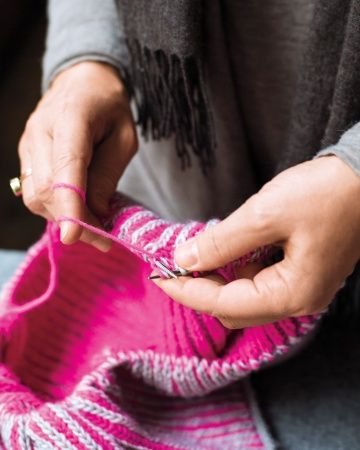 Purl Bee: One of our favorite resources for knitting/sewing how-tos and videos