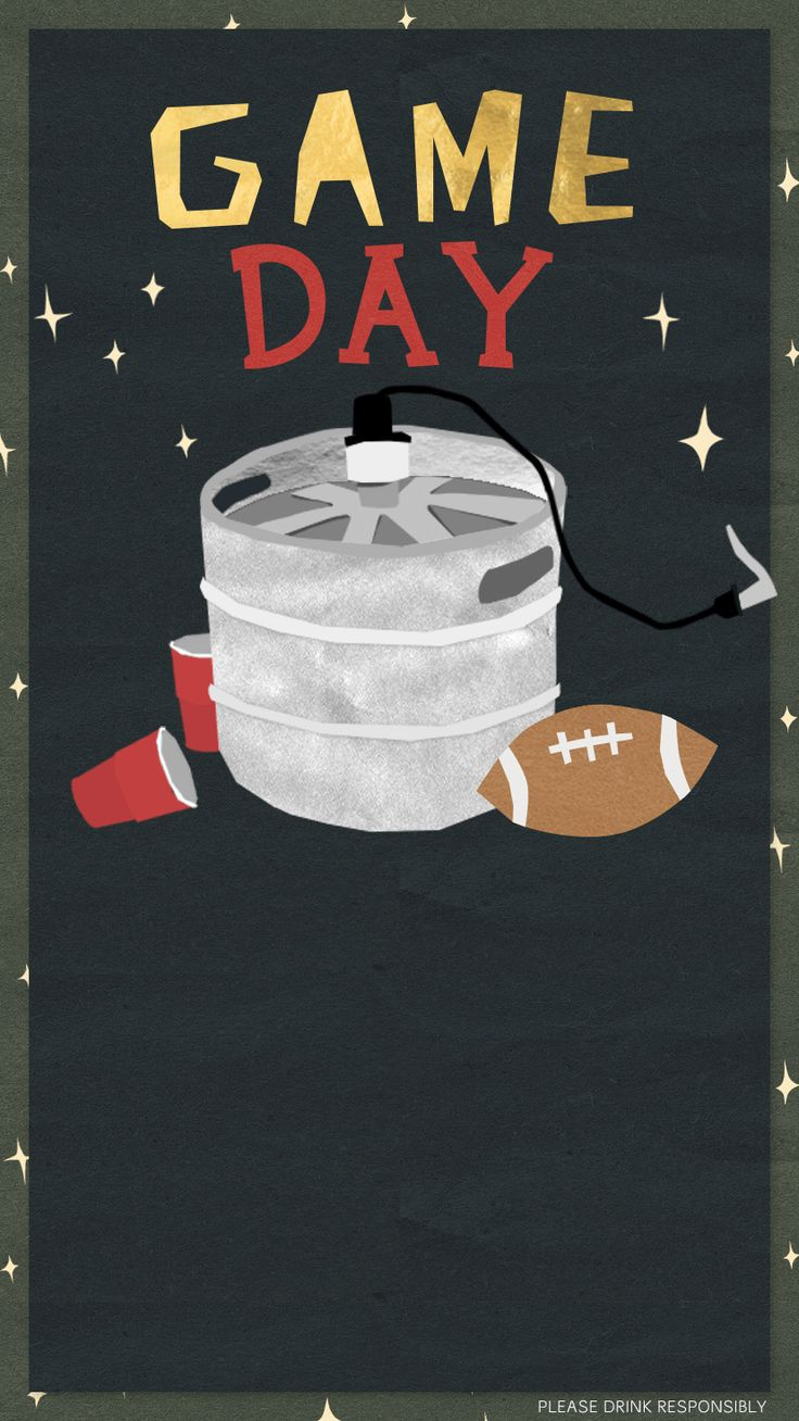 Gear up for game day with a